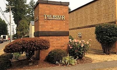 Boxer Apartments, 1