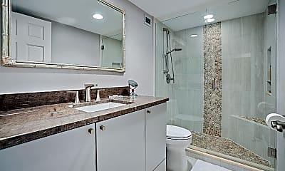 Bathroom, 1801 S Flagler Dr 308, 2