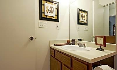 Bathroom, Brittany Square, 2