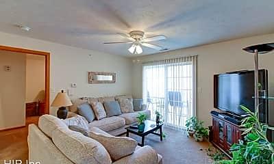Living Room, 1300 Turtle Creek Rd, 1