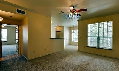 Living Room, 250 South Stagecoach Trail, 1
