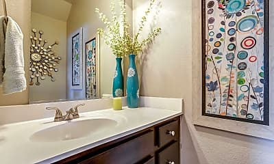 Bathroom, The Outpost - Per Bed Leases, 2
