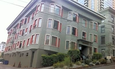 Bradbury Apartments, 2