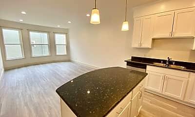 Kitchen, 1435 Hyde St, 1