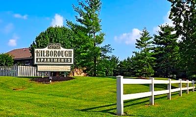 Community Signage, Kilborough Apartments, 2