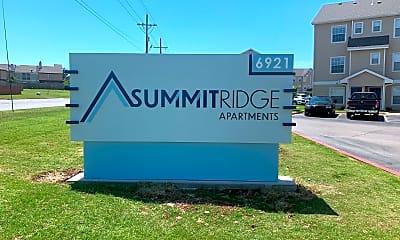 Community Signage, Summit Ridge, 0