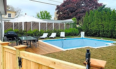 Patio / Deck, 214 Monmouth Ave, 1
