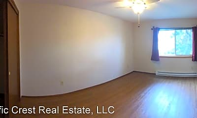 Bedroom, Greenwood Vista Apartments 11541 Greenwood Ave N, 1