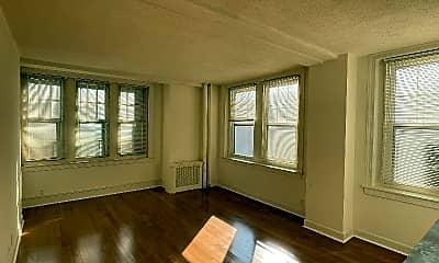 Living Room, 1327 Spruce St, 1