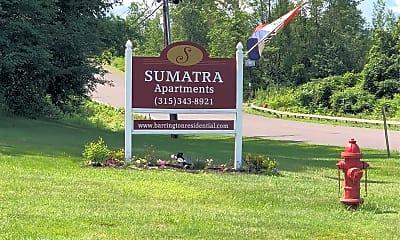 Sumatra Apartments, 1
