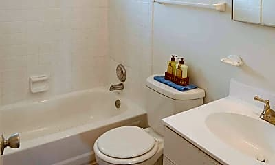 Bathroom, Moores Mill Village, 2