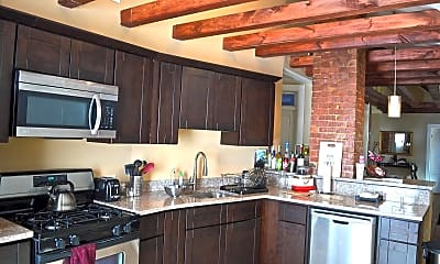 Kitchen, 64 Chapin Ave, 1