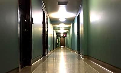 Foyer, Entryway, Hawthorn Hill Apartments, 2