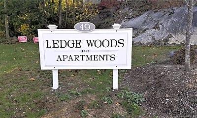 Community Signage, 49 Taylor Ave 206, 1