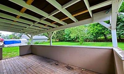 Patio / Deck, 3724 Royal St SE, 2