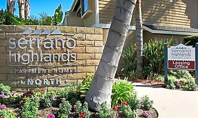 Community Signage, Serrano Highlands, 2