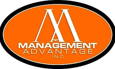 Community Signage, Management Advantage Properties, 0