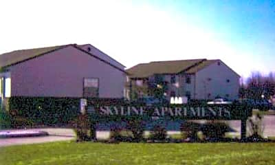 Skyline Village Apartments, 0