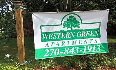 Western Green Apts, 1