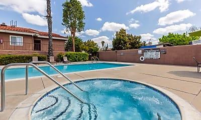 Pool, Casa Pacifica Apartment Homes, 0