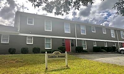 Building, 1437 Landis Ave, 0