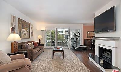 Living Room, 836 S Bundy Dr, 1