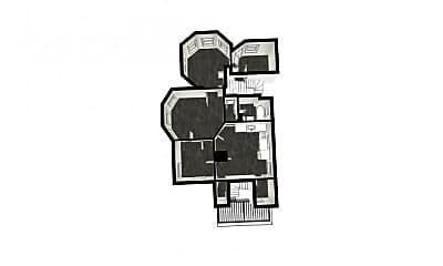 Bedroom, 149 Westville St, 2