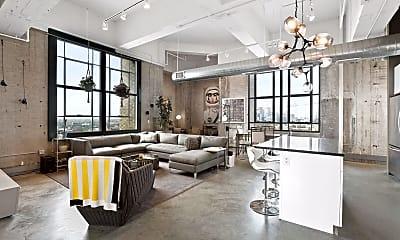 Living Room, 2929 Chicago Ave 1600, 0