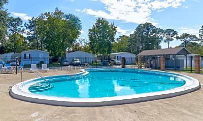 Pool, Continental Village, 0