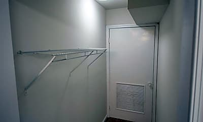 Storage Room, Clermont Apartments, 2