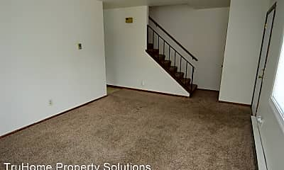 Living Room, Quiet Side by Side Duplex, 0