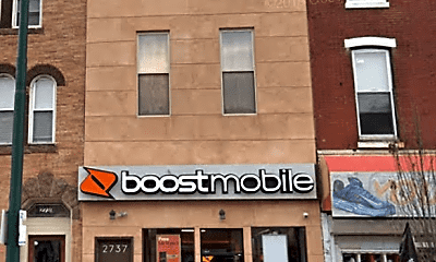 Building, 2737 W Girard Ave, 2