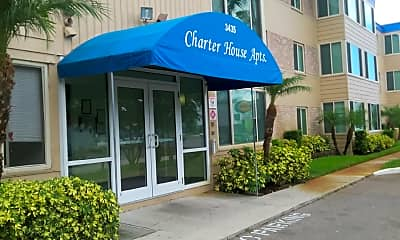 Charter House Apartments, 1