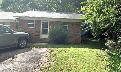 Building, 114 E 17th St, 1