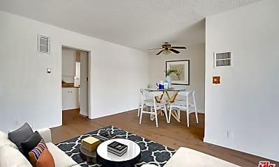Living Room, 1016 N Curson Ave 4, 0