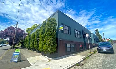 Building, 7401 Linden Ave N, 1
