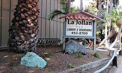 La Jollan Townhomes, 1