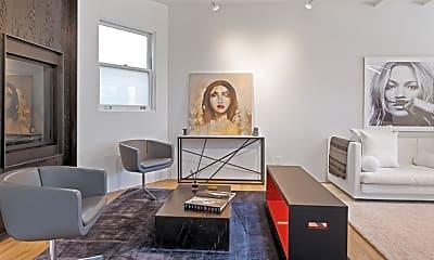 Living Room, 41 S Park St, 1
