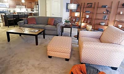 Living Room, The Trails At Timberline, 1