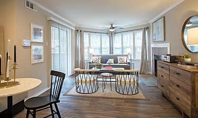 Dining Room, Ashford Indian Trail Apartments, 0