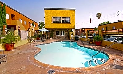 Pool, 1333 Canyon Apartment Homes, 0