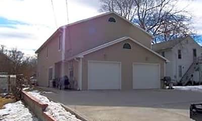 Building, 406 Bluemont Ave, 1
