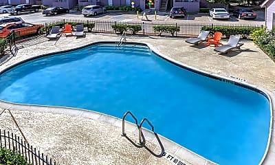 Pool, Olympia Flats, 0