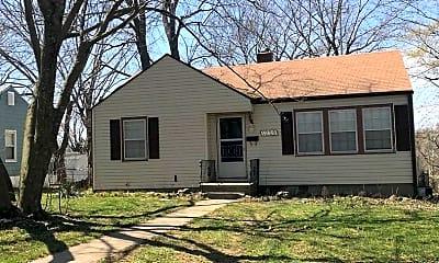 Building, 1226 N Pleasant St, 0