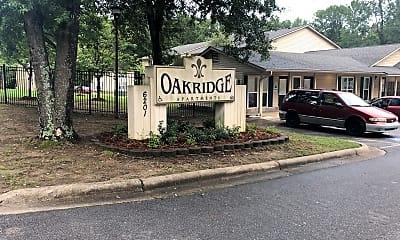 Oak Ridge Apartments, 1