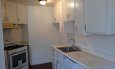 Kitchen, Orange Grove Apartments, 0