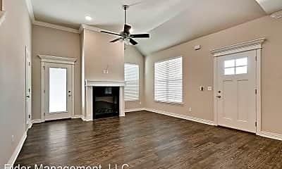 Living Room, 101 Carrington Ave., 1