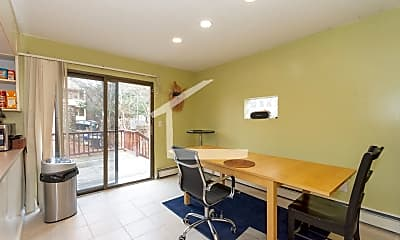 Dining Room, 148 Thorndike St, 1
