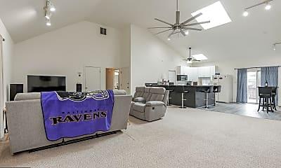 Living Room, 131 Midland Rd, 1