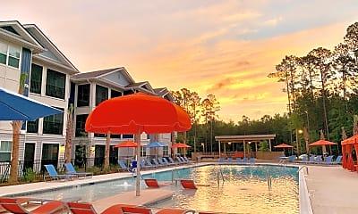 Pool, Mystic Bluff, 2
